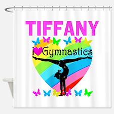 BEST GYMNAST Shower Curtain