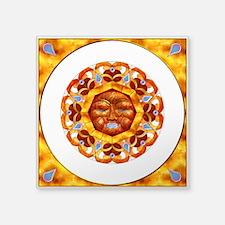 Harvest Moons Serene Sun Sticker