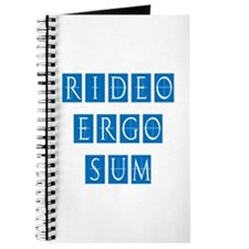 Rideo Ergo Sum Journal