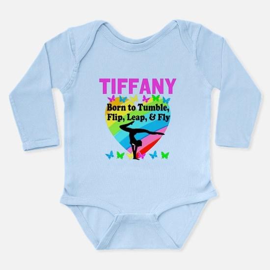 BEST GYMNAST Long Sleeve Infant Bodysuit