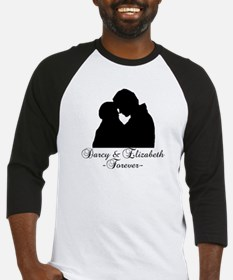 Darcy & Elizabeth Forever Silhouette Baseball Jers