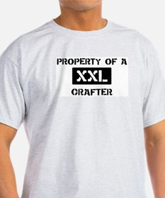 Property of: Crafter T-Shirt