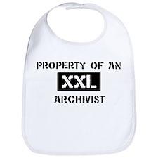 Property of: Archivist Bib