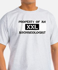 Property of: Archaeologist T-Shirt