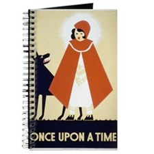 Red Riding Hood Journal