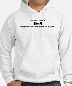 Property of: Construction Man Hoodie