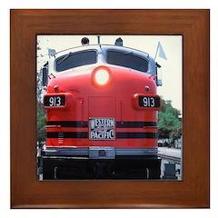 Engine 913 Framed Tile