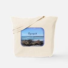Unique Beach ocean Tote Bag