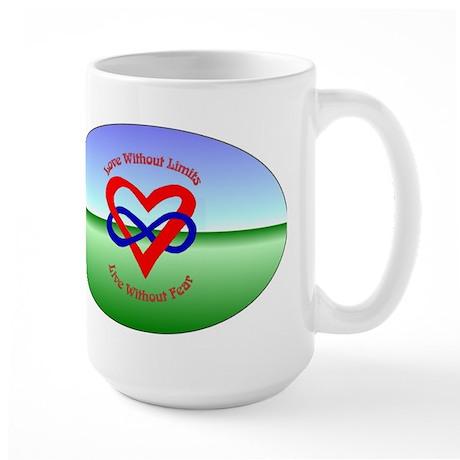 Polyamory Large Mug