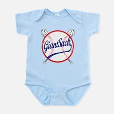 Giants Suck! Infant Bodysuit