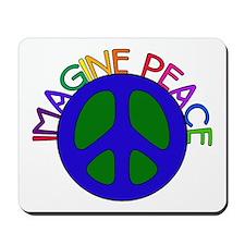 Image Peace Mousepad