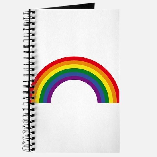 Rainbow / Arc-En-Ciel / Arcoíris (6 Colors Journal