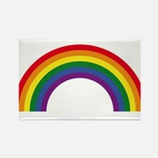 Rainbow / Arc-En-Ciel / Arcoíris (6 Colors Magnets
