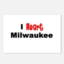 Milwaukee2.png Postcards (Package of 8)