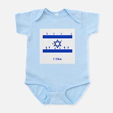 i like Infant Bodysuit