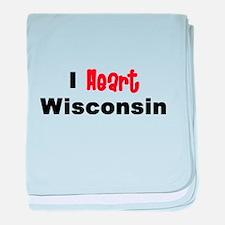 Wisconsin.png baby blanket