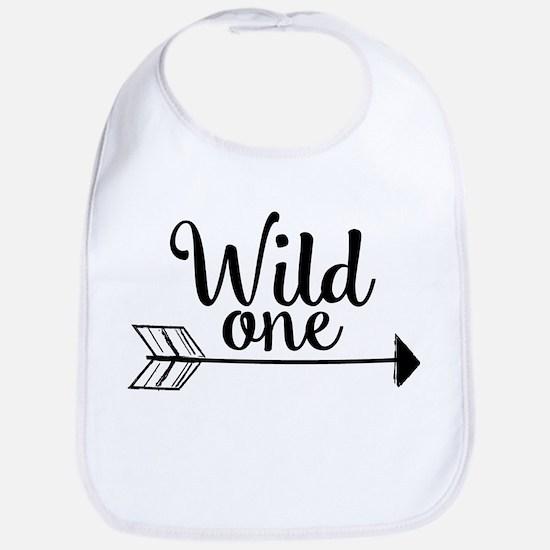 Wild One Arrow Bib