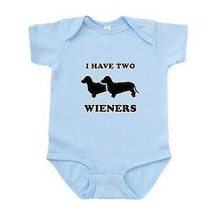 Humor Infant Bodysuit