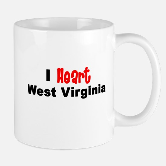West Virginia2 Mugs