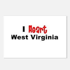 West Virginia2.png Postcards (Package of 8)
