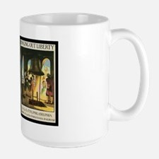 Philly Liberty Bell Vintage P Mug