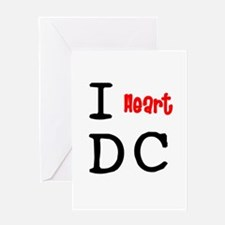 DC Greeting Cards
