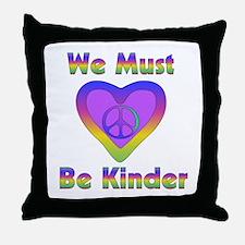 Thank You Mr. Vonnegut Throw Pillow