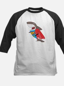 Shark hero Baseball Jersey