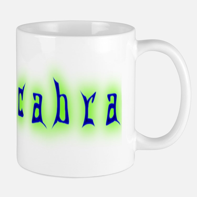 CT-Chupracabra Text Mug