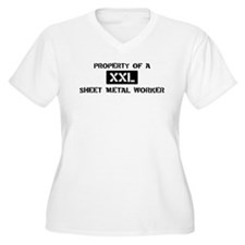 Property of: Sheet Metal Work T-Shirt