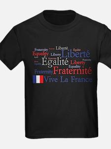 France - Liberty, Equality, F T-Shirt