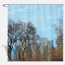 Park View Shower Curtain