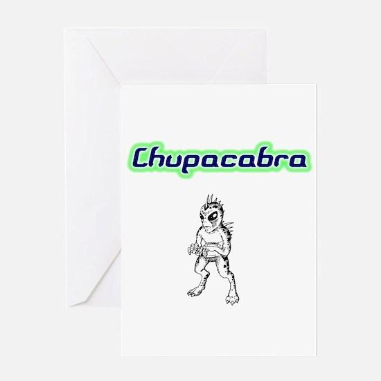 Chupac Sketch Greeting Card