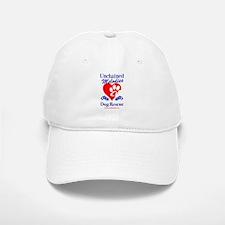 Unchained Melodies Dog Rescue Heart Baseball Baseball Baseball Cap