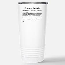 Trauma nurse Travel Mug