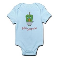 Baby Jalapeno Infant Bodysuit