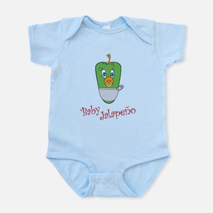 Baby Jalapeno Infant Bodysuit