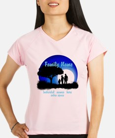 Happy Family Performance Dry T-Shirt