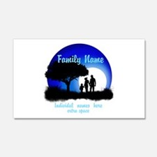 Happy Family Wall Decal