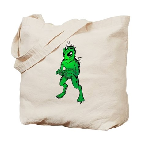 Chupacabras Tote Bag