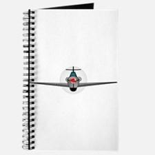 Old Style Fighter Aircraft Journal