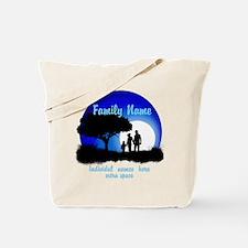 Happy Family Tote Bag
