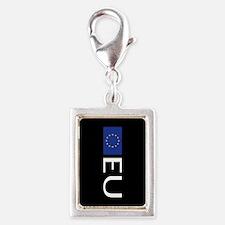 European Union: European Uni Silver Portrait Charm