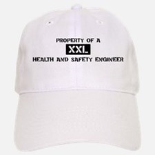 Property of: Health and Safet Baseball Baseball Cap