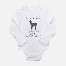 I'm a Llama Infant Creeper Body Suit