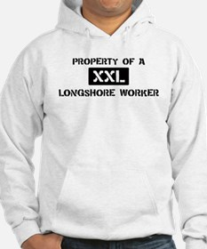Property of: Longshore Worker Hoodie