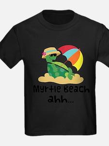Myrtle Beach Turtle T-Shirt