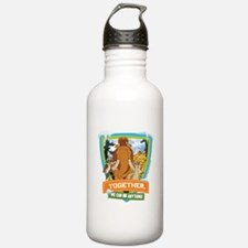 Ice Age Together Water Bottle