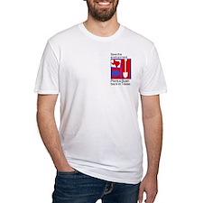 Shirt. Save the environment, plant a Bush