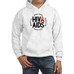 HIV/AIDS Hooded Sweatshirt